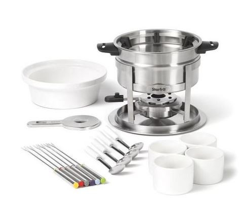 3-in-1 Fondue Set