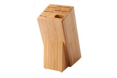 Knife Block, Bamboo