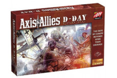 Axis and Allies D-Day Board Game