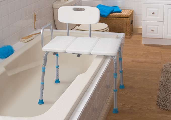 Bath and Shower Safety Bench