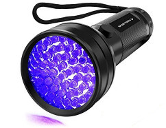 vansky – 51 leds blacklight flashlight