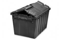 Plastic Stacking Totes