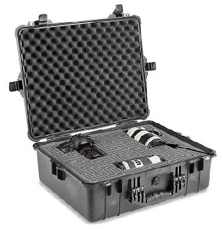camera equipment carrying case