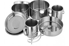 BeGrit – Camping Cookware Set