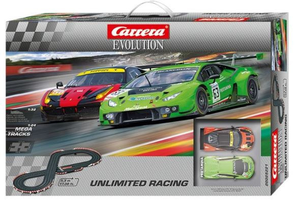 Carrera – Evolution Unlimited Racing Set