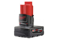Milwaukee -M12 Redlithium XC 4.0 Battery Pack