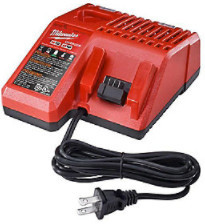 Milwaukee -M18 and M12 Multi-Voltage Charger