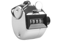 Afunta - 4 Digit Manual Hand Tally Counters