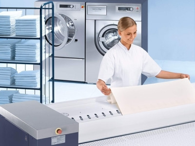 Miele – Commercial Laundry Facility