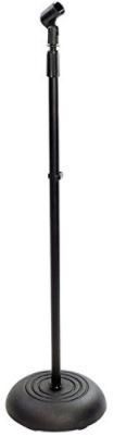 Pyle-Pro - Compact Base Black Microphone Stand