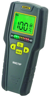 general tools – pinless digital moisture meter