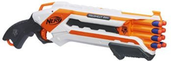 Nerf – N-Strike Rough Cut 2x4 Blaster Gun