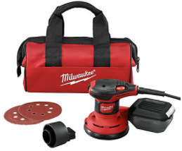 "Milwaukee – 5"" Random Orbit Palm Sander"