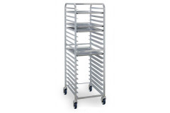Sheet Pan Rack Cart