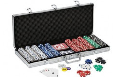 Fat Cat – Clay Poker Chip Set 500 ct