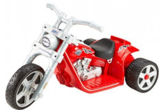 Fisher Price - Power Wheels Harley Davidson Rocker