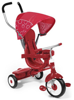 radio flyer – 4-in-1 stroll 'n trike