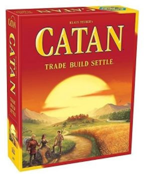 Catan - 5th Edition Board Game