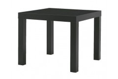 Side Table, Black