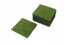 Outdoor Decking, Artificial Grass