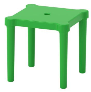 Children's Stool, Green