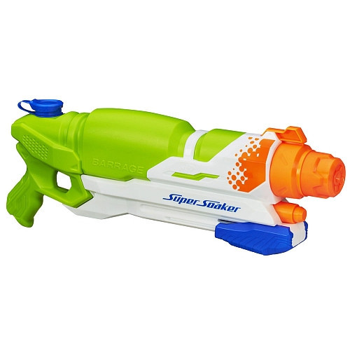 Nerf – Super Soaker Barrage Water Gun