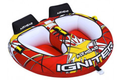 Airhead - Igniter 2 Person Cockpit Towable Tube