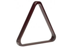 Wooden Triangle Pool Rack