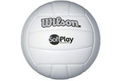 Wilson - Soft Play Volleyball White