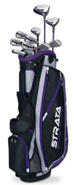 Callaway - Strata Plus Women's 14-Piece Right Hand Golf Clubs