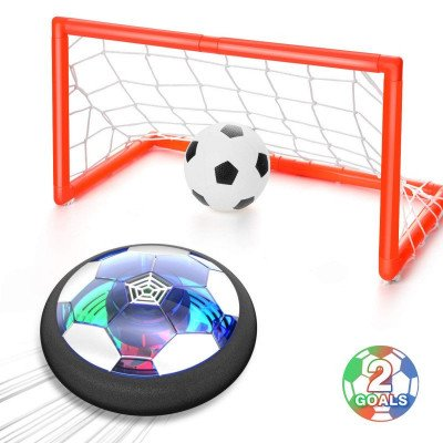kids toys hover soccer ball set picture 1