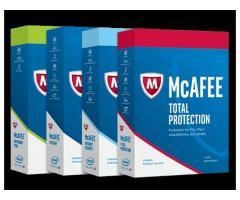mcafee.com/activate - How to Sign-Up to McAfee User Account