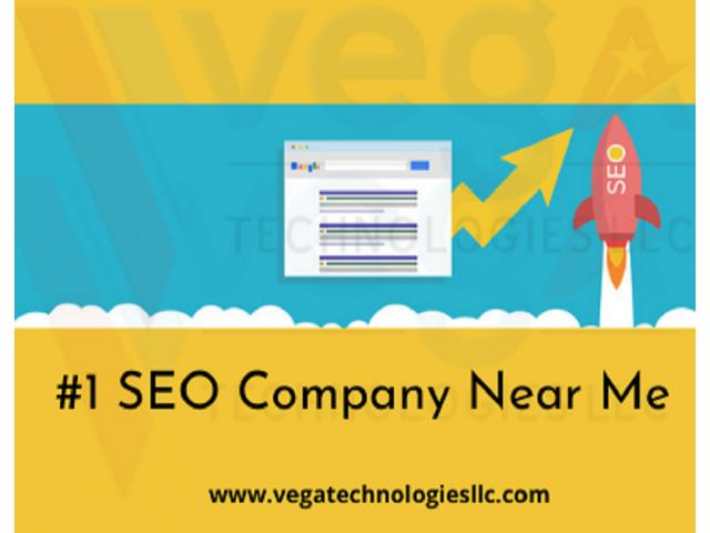 The Best SEO Companies Near Me | SEO Agency Near Me  - Vega Technologies LLC