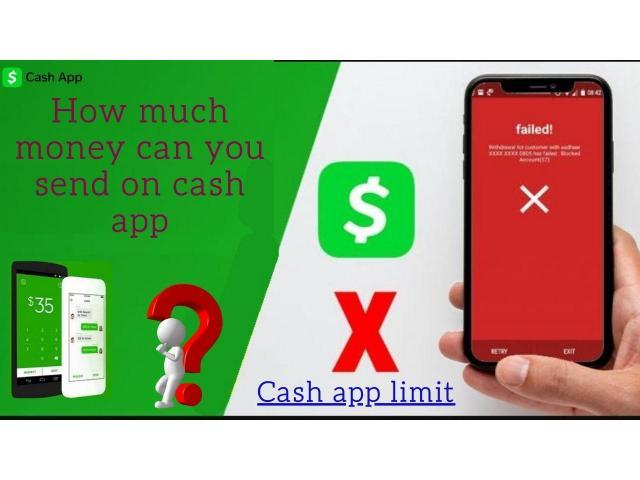 Cash app limit after verification - Cash app limit per day