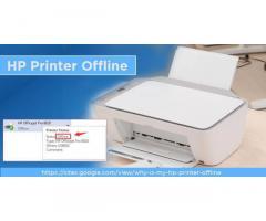 My Hp Printer Is Offline - HP Printer Issues Resolved