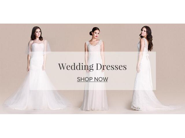 60% Off Every Order + Free Shipping on wedding gowns only at Reecoupons