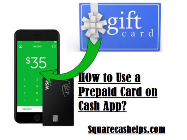 Can I use a prepaid card with Cash App?