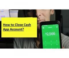 Close Cash App Account