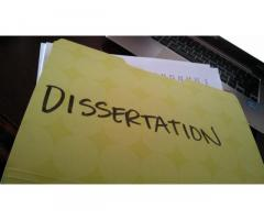 Talented Writers Team Offers You Dissertation Writing Help