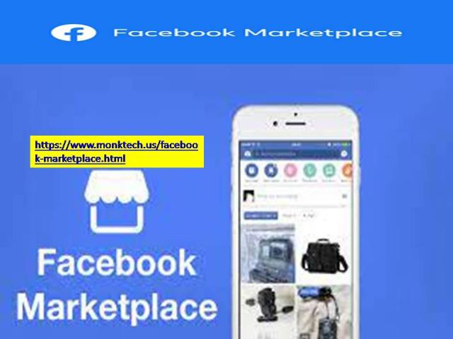 How may you get to Facebook Marketplace?
