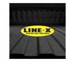 Line-X - защитное покрытие для авто