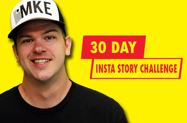 30 Day Instagram Story Challenge