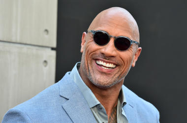 "Actor Dwayne Johnson attends the ""Skyscraper"" Premiere"