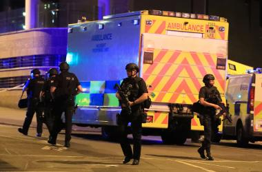 Manchester Police Hunt For Bomber Accomplices