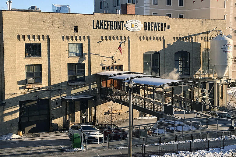 Lakefront Brewery Fish Fry