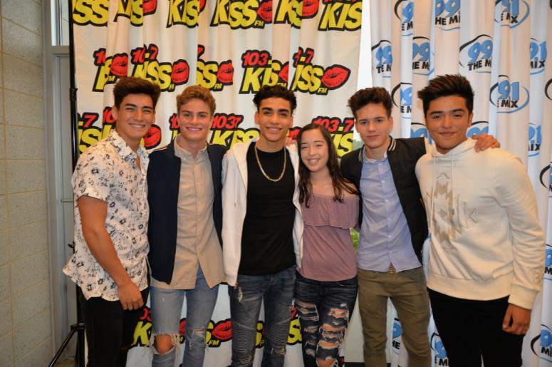 In real life meet and greet pictures 1037 kiss fm in real life meet and greet pictures addthis sharing buttons m4hsunfo
