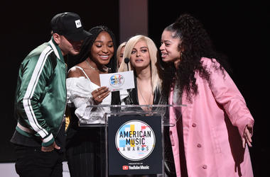 Kane Brown, Normani, Bebe Rexha, and Ella Mai