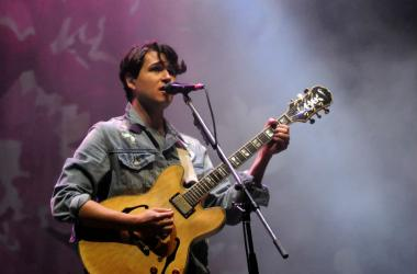 Ezra Koenig of Vampire Weekend