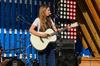 Jade Bird performs at the 2018 Firefly Music Festival in Delaware
