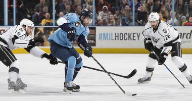 Admirals thwarted 3-2 in Ontario